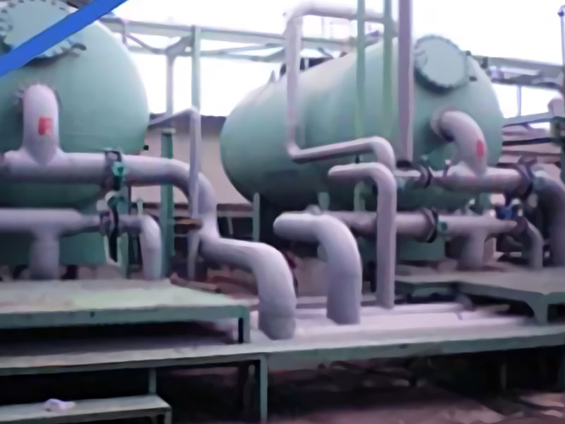 Intake Water Treatment Plant