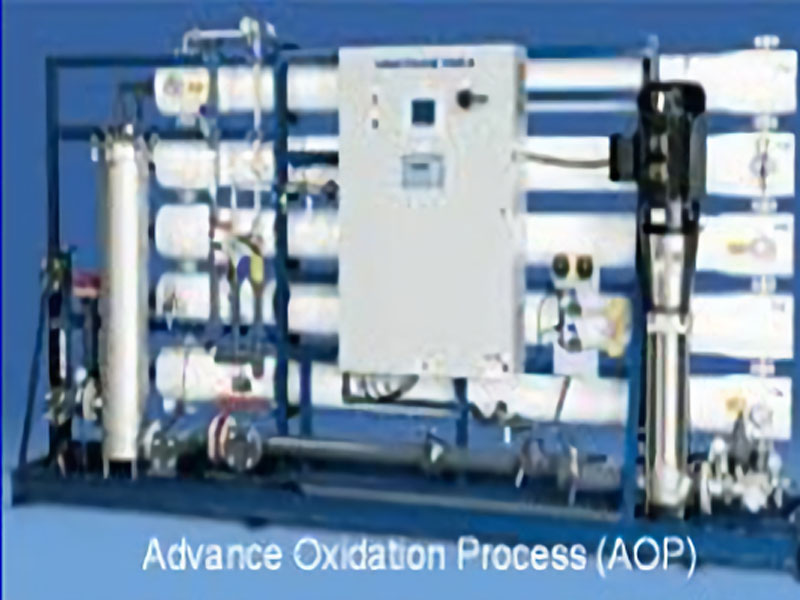 Advance Oxidation Process (AOP)